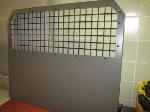 Lot: 1 - BRUSHGUARD AND PRISONER CAGE