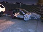 Lot: 15 - CADILLAC FRAME FOR PARTS