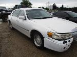Lot: 02-645717 - 2002 LINCOLN TOWN CAR