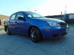 Lot: B8070349 - 2005 FORD FOCUS ZX4S