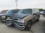 Lot: 1001-2 - 1996 CHEVROLET TAHOE SUV