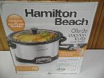 Lot: A7428 - Factory Sealed Hamilton Beach Slow Cooker