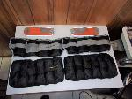 Lot: A7436 - Three Sets of Ankle Weights