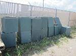 Lot: 04 - (Approx 12-15) Trashcans
