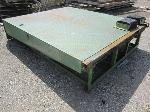 Lot: 06 - Warehouse Manual Dock Leveler w/ (2) Pads