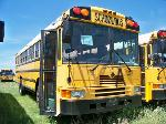 Lot: 156.CFL - 2003 IHC AmTran Bus w/ Lift - Unit #498