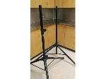 Lot: 13&14.BG - (2) TRIPOD SPEAKER STANDS & JBL STEREO AMP