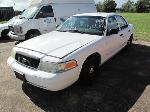 Lot: 44-EQUIP 30148 - 2003 FORD POLICE INTER. - CNG