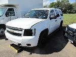 Lot: 205-EQUIP 88025 - 2008 CHEVY TAHOE SUV