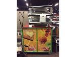 Lot: 5998 - Hatco Food Warmer & Bic Cart