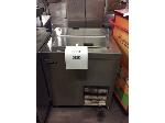 Lot: 6001 - Master Bilt Freezer/Refrigerator