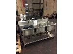 Lot: 6017 - Advance Stainless Steel Sink