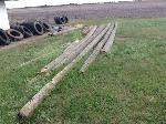 Lot: 2 - (15 approx) Utility Poles