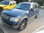 Lot: 17-0945 - 2002 FORD EXPLORER SUV