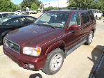 Lot: 18-1772 - 2002 NISSAN PATHFINDER SUV