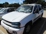 Lot: 18-2294 - 2003 CHEVROLET TRAILBLAZER SUV