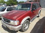 Lot: 18-2635 - 2000 FORD EXPLORER SUV
