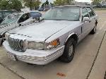 Lot: 18-2704 - 1996 LINCOLN TOWN CAR