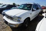 Lot: 02-56849 - 1997 FORD EXPEDITION SUV