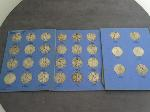 Lot: 6283 - STANDING LIBERTY HALF COLLECTION BOOK