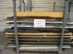 Lot: 405 - (13) FOLDING TABLES DIFFERENT COLOR AND SIZES