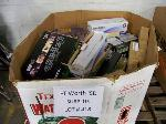 Lot: 418 - BOX OF TONER AND INK CARTRIDGES DIFFERENT KINDS