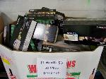 Lot: 420 - BOX OF TONER AND INK CARTRIDGES DIFFERENT KINDS