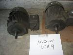 Lot: 09 - (2) 3Phase Induction Motors