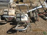 Lot: 02 - Honda Pump & Pressure Washer