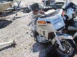 Lot: 908 - 1985 HONDA MOTORCYCLE - NON-REPAIRABLE