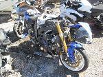 Lot: 929 - 2014 YAMAHA YZF-R1 MOTORCYCLE - NON-REPAIRABLE
