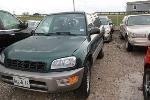 Lot: 54234-FWPD - 1998 TOYOTA RAV 4 SUV