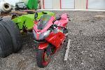 Lot: 55108-TCSO - 2000 KAWASAKI ZX600-J1 MOTORCYCLE