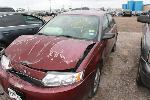 Lot: 55465-CPD - 2003 SATURN ION