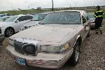 Lot: 55965-FWPD - 1997 LINCOLN TOWN CAR