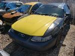 Lot: 159418 - 2002 Ford Mustang