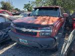 Lot: 261842 - 2003 Chevrolet Avalanche Pickup