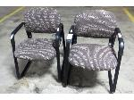 Lot: 02-21257 - (2) Arm Chairs