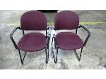 Lot: 02-21258 - (2) Arm Chairs