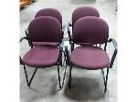 Lot: 02-21260 - (4) Arm Chairs