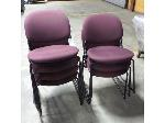 Lot: 02-21261 - (7) Stackable Chairs