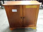 Lot: 02-21269 - Wood Cabinet