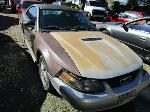 Lot: 08-56959 - 2002 FORD MUSTANG