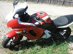 Lot: 01-632453C - 2008 KAWASAKI EN650 MOTORCYCLE