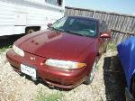 Lot: 19-635832C - 2001 OLDSMOBILE ALERO