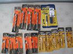 Lot: 217 - DRILL BITS, MAGNETIC DRIVER GUIDE SET