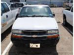 Lot: 3.FORTWORTH - 2002 CHEVY S10 X-CAB PICKUP