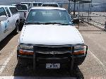 Lot: 4.FORTWORTH - 2000 CHEVY S10 X-CAB PICKUP