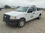 Lot: 7.MIDLAND - 2008 FORD F150 SC X-CAB PICKUP