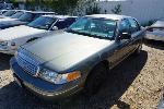 Lot: 02-136506 - 2004 FORD CROWN VICTORIA